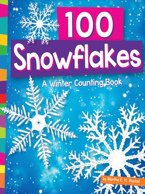 cover image of 100 Snowflakes