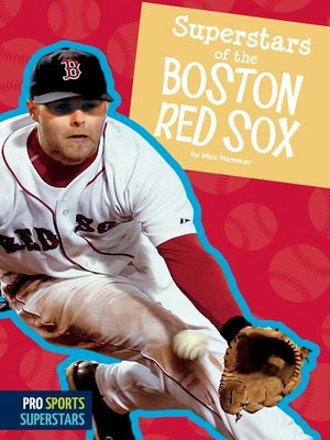 cover image of Superstars of the Boston Red Sox