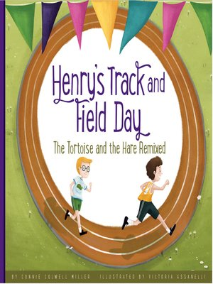 cover image of Henry's Track and Field Day