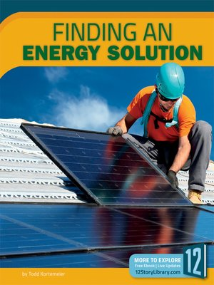 cover image of Finding an Energy Solution