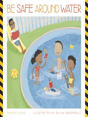 cover image of Be Safe around Water