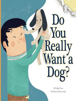 cover image of Do You Really Want a Dog?