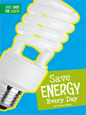 cover image of Save Energy Every Day