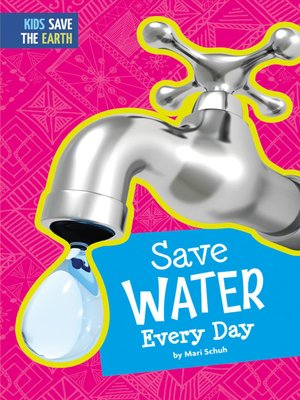 cover image of Save Water Every Day