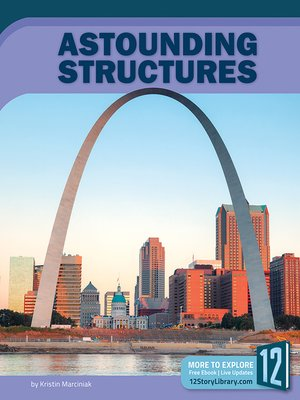 cover image of Astounding Structures