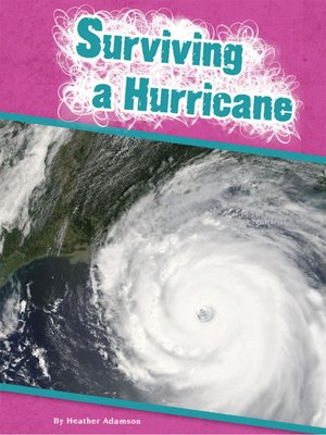 cover image of Surviving a Hurricane