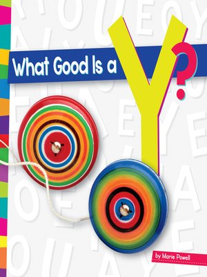 cover image of What Good Is a Y?