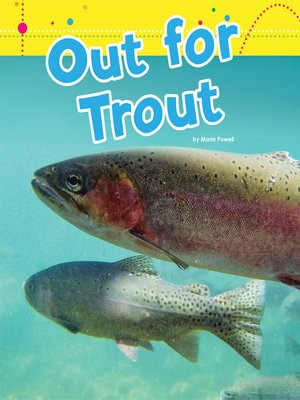 cover image of Out for Trout