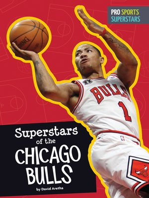 cover image of Superstars of the Chicago Bulls