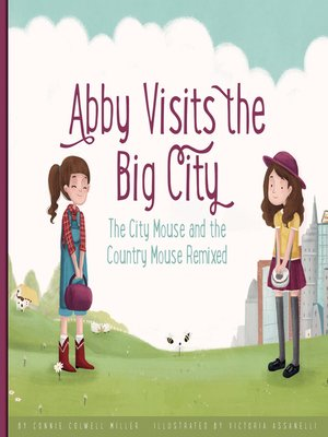cover image of Abby Visits the Big City