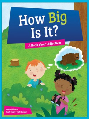cover image of How Big Is It?