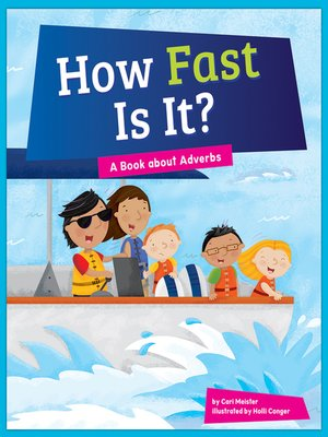cover image of How Fast Is It?