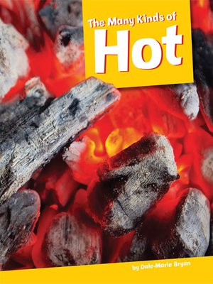 cover image of The Many Kinds of Hot