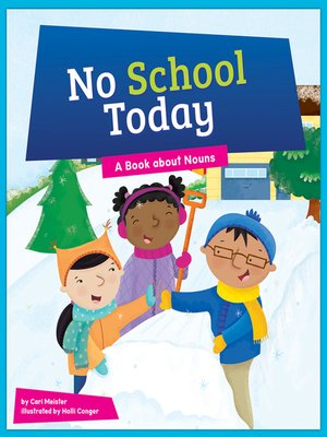 cover image of No School Today
