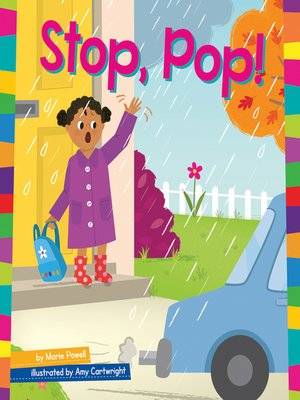 cover image of Stop, Pop!