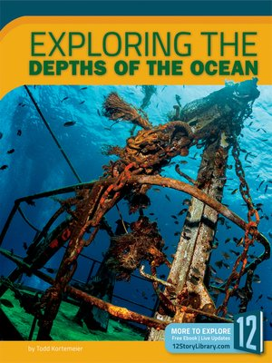 cover image of Exploring the Depths of the Ocean