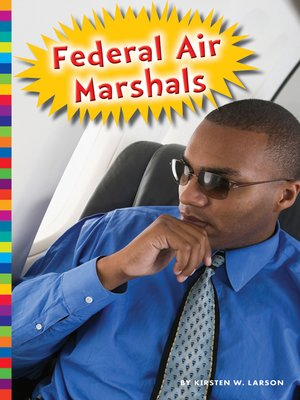 cover image of Federal Air Marshals