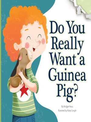 cover image of Do You Really Want a Guinea Pig?