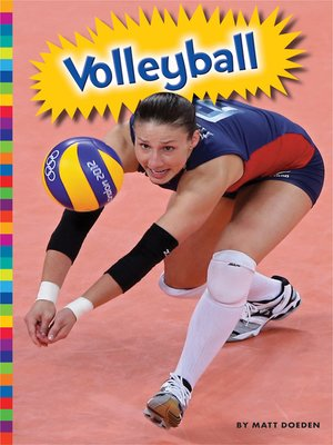 cover image of Volleyball