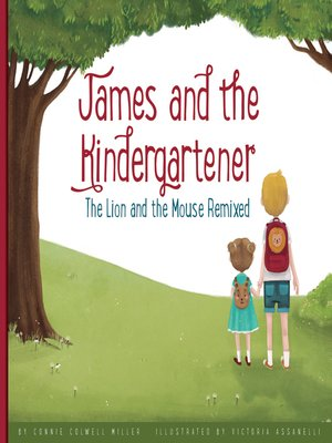 cover image of James and the Kindergartener