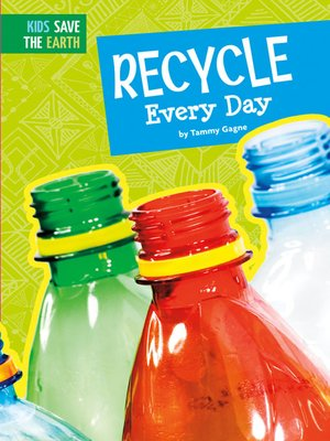 cover image of Recycle Every Day