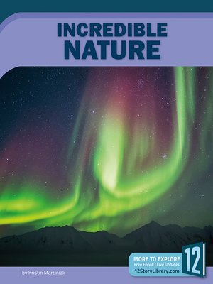 cover image of Incredible Nature