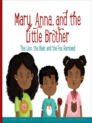 cover image of Mary, Anna, and the Little Brother