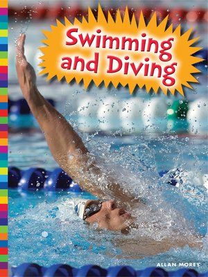 cover image of Swimming and Diving