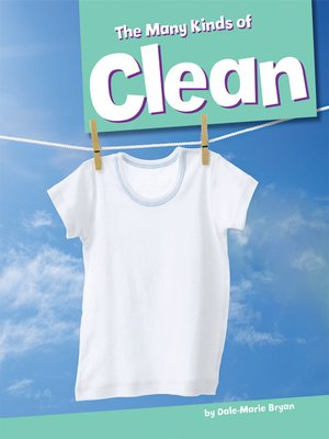 cover image of The Many Kinds of Clean