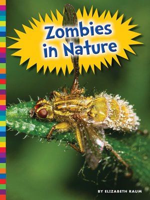 cover image of Zombies in Nature