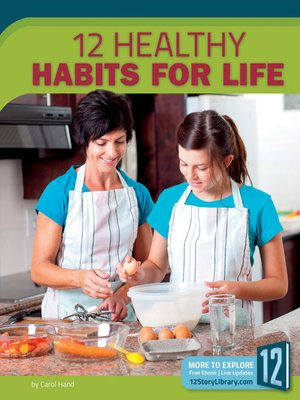 cover image of 12 Healthy Habits for Life