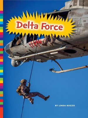 cover image of Delta Force