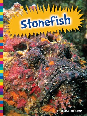 cover image of Stonefish