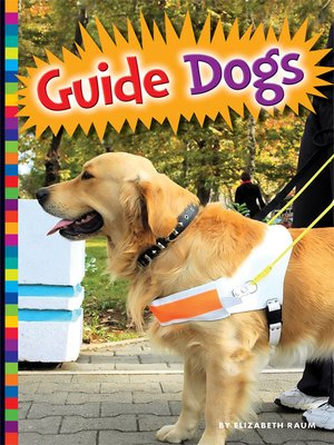 cover image of Guide Dogs