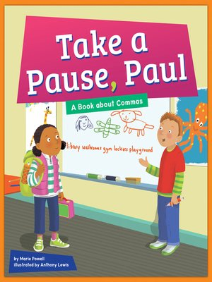 cover image of Take a Pause, Paul