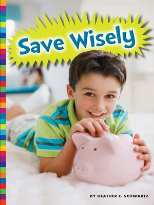 cover image of Save Wisely