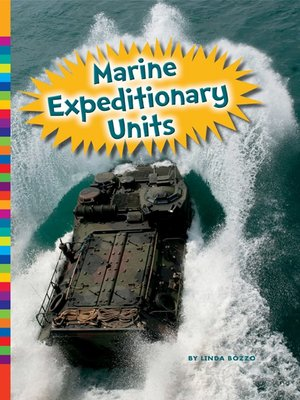 cover image of Marine Expeditionary Units