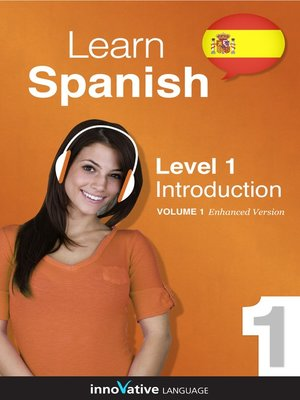cover image of Learn Spanish: Level 1: Introduction to Spanish
