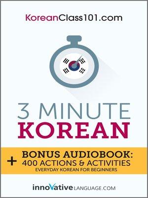 Learn Korean(Series) · OverDrive (Rakuten OverDrive): eBooks