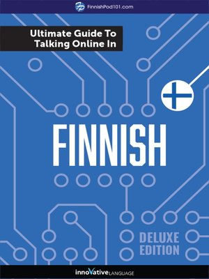 cover image of The Ultimate Guide to Talking Online in Finnish