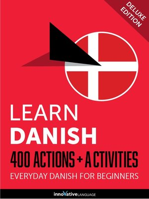 cover image of Learn Danish: 400 Actions + Activities