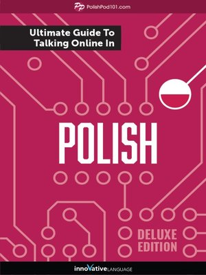 cover image of The Ultimate Guide to Talking Online in Polish