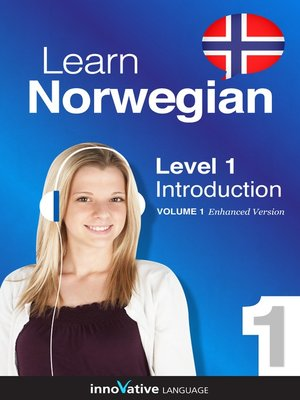 cover image of Learn Norwegian: Level 1: Introduction to Norwegian