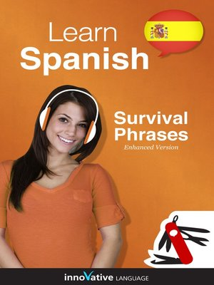 cover image of Learn Spanish: Survival Phrases Spanish