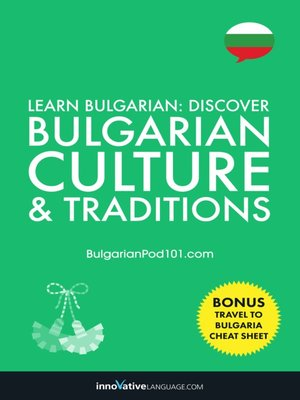 cover image of Discover Bulgarian Culture & Traditions