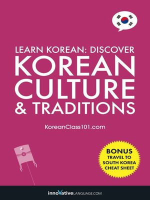 cover image of Discover Korean Culture & Traditions
