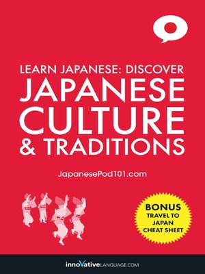 cover image of Discover Japanese Culture & Traditions