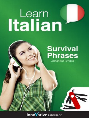 cover image of Learn Italian: Survival Phrases Italian