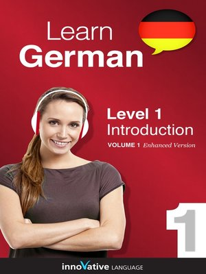 cover image of Learn German: Level 1: Introduction to German