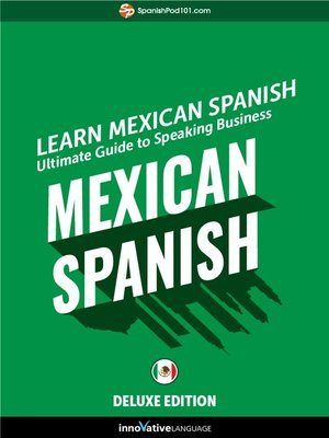cover image of Ultimate Guide to Speaking Business Mexican Spanish for Beginners